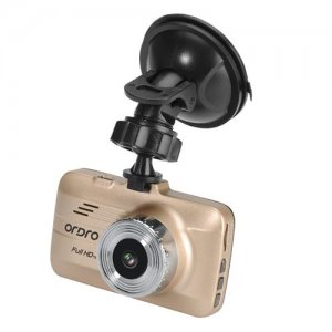 720P HD Car DVR Camera - 120 Degree Wide Angle Lens, 1/3 CMOS Sensor, Motion Detection, 2.7 Inch Screen