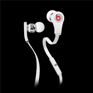 Beats By Dr Dre Tour In-Ear Headphones with Control-Talk White