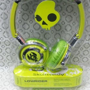Skullcandy Lowrider Yellow