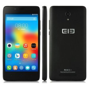 Elephone P6000 Pro Smartphone 5.0'' HD Screen 64bit MTK6753 3GB 16GB