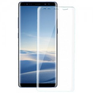 1pcs Full Screen Overlay Hydrogel Film HD Film for Samsung note 8 - TRANSPARENT