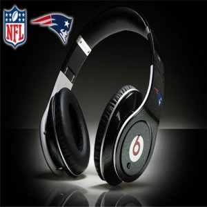 Monster Beats By Dr Dre Studio NFL New England Patriots