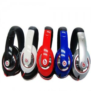 Beats By Dr Dre Studio Mini Headphones Silver