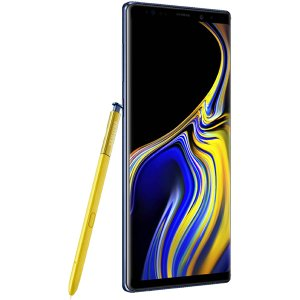 Samsung Galaxy Note 9 Android 9.0 Phone Snapdragon 845 CPU RAM 6GB ROM 128GB 3.5GHZ Dual 12MP Camera 4G LTE