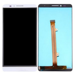 LCD Phone Touch Screen Replacement Digitizer Display Assembly Tool for Huawei Mate 7 High Quality - WHITE
