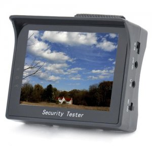 3.5 Inch Wristband TFT LCD Security Tester 920*240 CCTV Camera Detector