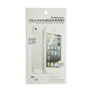 iPhone 7 Clear Screen Protector