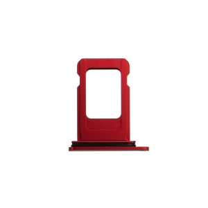 iPhone XR Sim Card Tray - Red