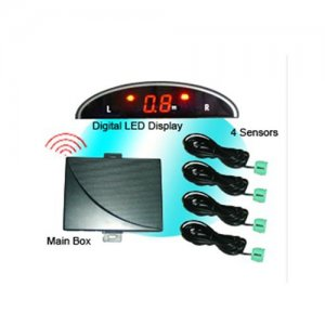 WRD018C4 Wireless LED Display Parking Sensor