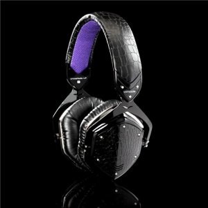 V-MODA Crossfade LP Headphones black blue