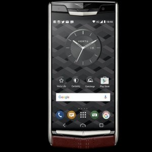 Vertu Signature Touch Garnet Calf Clone Android 9.1 Snapdragon 821 4G LTE luxury Phone
