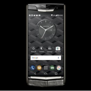 Vertu Signature Touch Clous de Paris Clone Android 9.1 Snapdragon 821 4G LTE luxury Phone