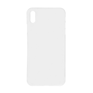 iPhone XS Max Ultrathin Phone Case - Frosted White