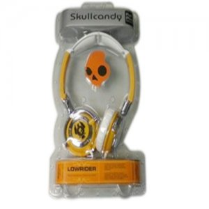 Skullcandy Lowrider Orange