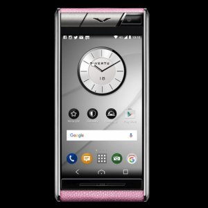 Vertu aster ORCHID CALF Clone Android 9.1 Snapdragon 821 4G LTE luxury Phone