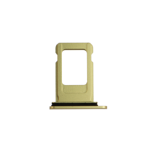 iPhone XR Sim Card Tray - Yellow