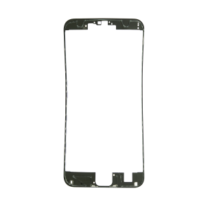 iPhone 12 Pro Max Front Frame with Hot Glue - Black