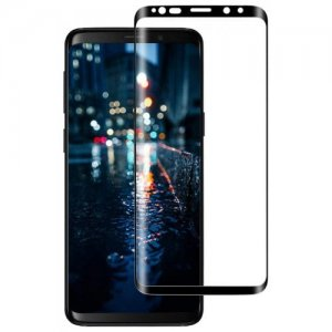 LieDao Full Screen Curved Tempered Film for SamSung Galaxy S9 - TRANSPARENT
