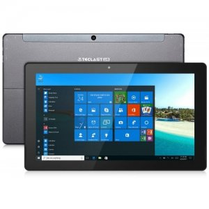 Teclast X3 Plus 2 in 1 Tablet PC - SMOKY GRAY