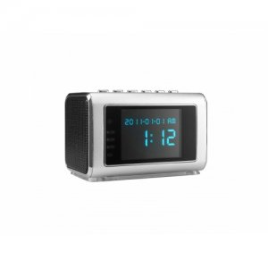 Mini Clock Radio Night Vision