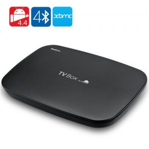 Amlogic S805 Android 9.1 TV Box - Quad Core CPU, 1GB RAM, Micro SD Card Slot, Dual Band Wi-Fi (2.4GHz)