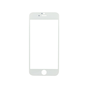 iPhone 6 Glass Lens Screen - White