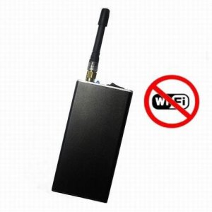 Wireless Spy Video Camera WIFI Bluetooth Signal Jammer