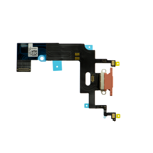 iPhone XR Charging Port Flex Cable - Red