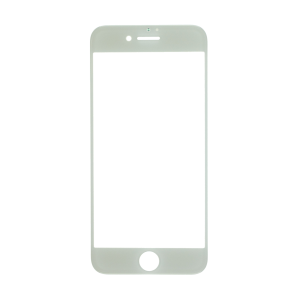 iPhone 7 Glass Lens Screen - White