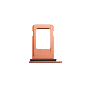 iPhone XR Sim Card Tray - Coral