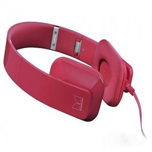 Nokia Purity HD Stereo Headsets by Monster red