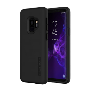 Incipio DualPro Samsung Galaxy S9 Protective Hard Shell Case - Black
