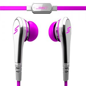 SMS Audio STREET by 50 Earbuds In-Ear – Pink