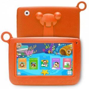 TDD - 710 - O Kids Tablet PC - PUMPKIN ORANGE