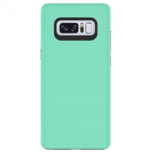 Case for Samsung Galaxy Note 8 Shockproof Armor Back Cover - BLUE GREEN