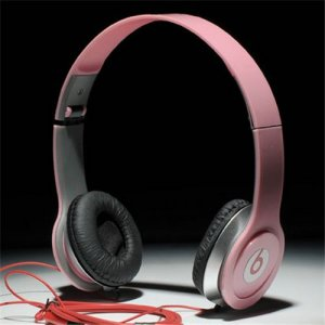 Beats By Dr Dre Solo On-Ear Mini Headphones Pink