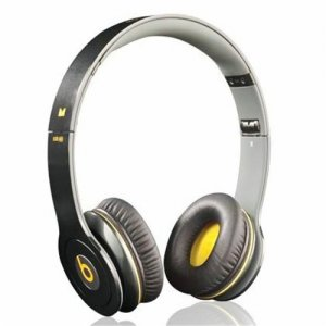 Beats By Dr Dre Solo HD High Performance Headphone black/yellow