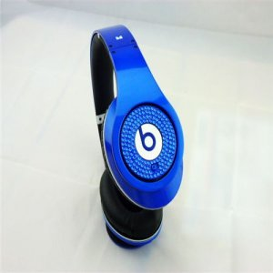 Beats Studio Headphones Blue With Blue Diamond Edition