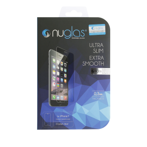 NuGlas Tempered Glass Screen Protector for iPhone 8 (2.5D)