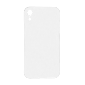 iPhone XR Ultrathin Phone Case - Frosted White