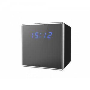1080p WiFi Hidden Clock Camera