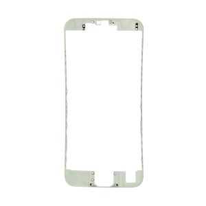 iPhone 6s Front Frame with Hot Glue - White