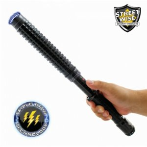 Adjuster 13,000,000 Stun Baton Flashlight