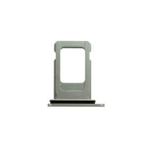 iPhone XR Sim Card Tray - White