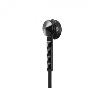 Beats By Dr Dre In-Ear Cool Headphones | Black HeartBeats designed by Lady Gaga