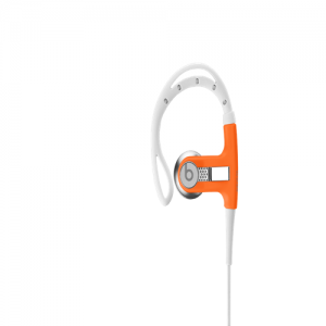 Nero Orange Running Headphones | Powerbeats by Dr Dre earphones are Made for Athletes