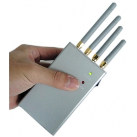 Professional Portable Cell Phone Jammer - Professional Blocking 2G and 3G Cell Phone Signal
