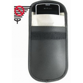 Cell Phone Signal Blocker Pouch Bag - Anti-radiation, Anti-degaussing