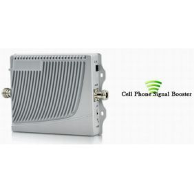 3G Cell Phone Signal Booster - Dual Band CDMA 800MHZ PCS1900MHZ